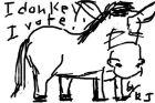 """Consider the """"Donkey Vote"""""""