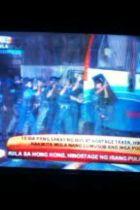 Live video streaming of tourist bus hostage-taking at Quirino grandstand by Rolando Mendoza