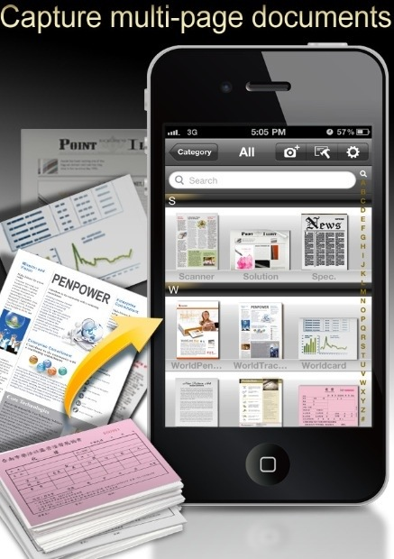 Snap2PDF: Convert Your Documents to PDF In A Snap! [REVIEW] #app #review #iphone