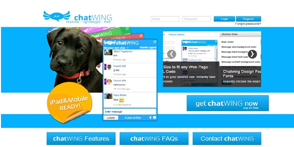 Ensuring Dynamic Communication Experience through @Chatwing Chat Widget
