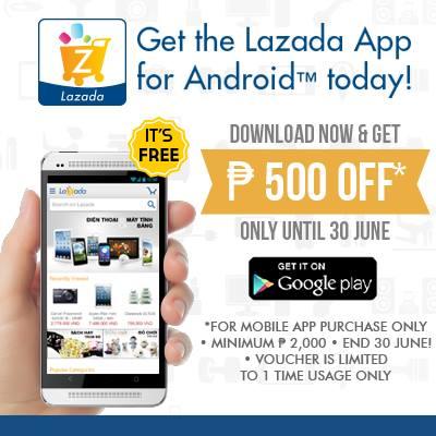 Lazada.com.ph Android App