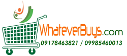 WhateverBuys.com Store Logo