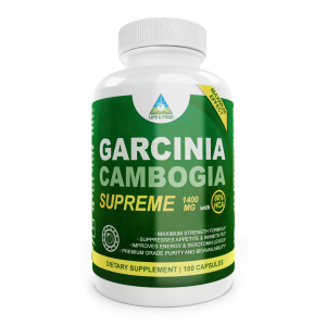 Life & Food Garcinia Cambogia Supreme 80% HCA Review + Giveaway